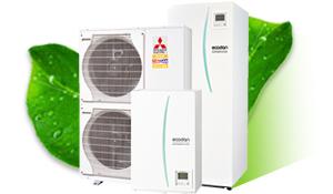 Ecodan24.hu: az ECODAN hőszivattyús rendszer elemei, termékek