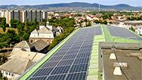 Egyházak épületenergetikai fejlesztései megújuló energiaforrás hasznosításának lehetőségével