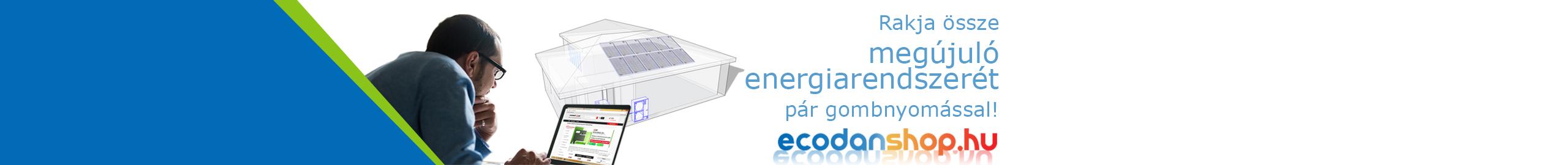 Ecodan hőszivattyú az ecodanshopból
