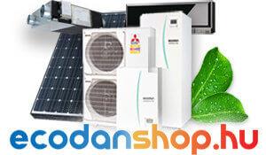 Hőszivattyú webshop árak: Ecodan hőszivattyú ár, Zubadan hőszivattyú ár, eladó hőszivattyú rendszerek, napelem árak elérhetőek
